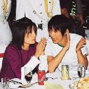 Hong Kong Universe Film party 2000-Zhao Wei and Stephen Chow - 450 x 364
