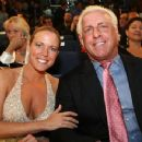 Ric Flair and Tiffany VanDemark - 454 x 350