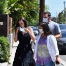 Ana De Armas and Ben Affleck – Spotted with a friend in Los Angeles