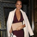 Alesha Dixon – Private dinner party at Bob Bob Ricard restaurant in London - 454 x 942