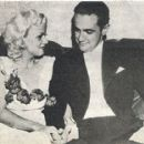 Howard Hughes and Jean Harlow - Film Magazine Pictorial [Poland] (3 November 1985)