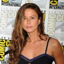 Rhona Mitra The Last Ship Press Line During Comic Con In San Diego