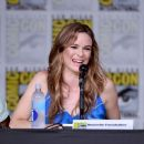 Danielle Panabaker- Celebrities Are Seen at Comic-Con International 2016 in San Diego - Day 3 - 454 x 385