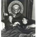 John Ritter and Nancy Morgan