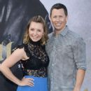 Beverley Mitchell – 'King Arthur: Legend Of The Sword' Premiere in Hollywood - 454 x 581