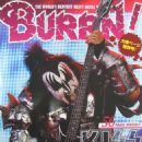 Gene Simmons - Burrn! Magazine Cover [Japan] (November 2016)
