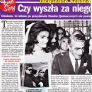 Jacqueline Kennedy - Zycie na goraco Magazine Pictorial [Poland] (20 November 2014) - 454 x 604
