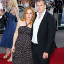 Gillian Anderson and Mark Giffiths