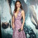 Ashley Judd Insurgent Premiere In Nyc