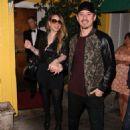 Mariah Carey – Heads to Dan Tana Restaurant in West Hollywood