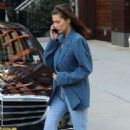 Bella Hadid – Out in New York
