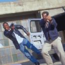 Martin Lawrence and Steve Zahn in Columbia's National Security - 2003 - 454 x 300