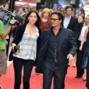 Robin Baum and Johnny Depp 8
