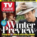 Kiefer Sutherland, Touch - TV Guide Magazine Cover [United States] (2 January 2012)