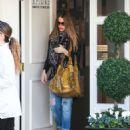 Sofia Vergara In Jeans At Epione In Beverly Hills