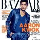 Aaron Kwok Harper's Bazaar Man Singapore March 2010