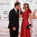 Michael Weatherly and Bojana Jankovic