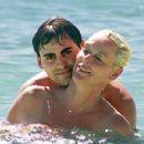 Brigitte Nielsen and Mattia Dessi - 400 x 300
