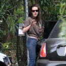 Kristen Stewart - Hidden Hills Candids, 03.06.2009.