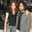 Sean Lennon and Elizabeth Jagger
