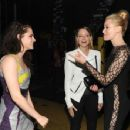 Backstage Pics at the MTV Movie Awards