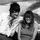 John Hurt and Julie Christie