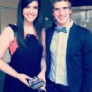 Catherine Valdes and Joey Graceffa - 240 x 200