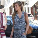 Annalynne McCord shopping on Rodeo Drive in LA - 454 x 681
