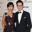 Sophie Hunter and actor Benedict Cumberbatch attend the 2015 Weinstein Company and Netflix Golden Globes After Party at Robinsons May Lot on January 11, 2015 in Beverly Hills, California - 396 x 594