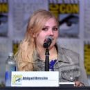 Actress Abigail Breslin attends the