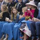 The Dutch Royal Family Attend King's Day - 454 x 335