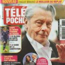 Alain Delon - Tele Poche Magazine Cover [France] (June 2019)