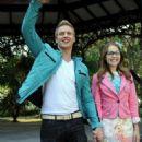 Kelli Berglund and Marshall Williams
