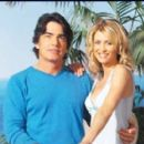 Peter Gallagher and Kelly Rowan