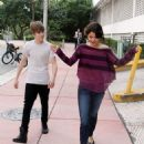 Selena Gomez and Justin Bieber - Miami Beach - 2010-12-18