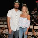 Brody Jenner attend the Tori Praver fashion show during FUNKSHION: Fashion Week Miami Beach Swim at the FUNKSHION Tent on July 18, 2015 in Miami Beach, Florida - 400 x 600