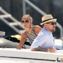 Nicole Richie and Joel Madden: Out on the Water in the South of France - 454 x 335