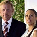 Boris Becker and Sharlely Kersenberg