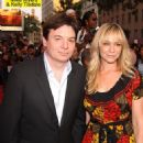 Kelly Tisdale and Mike Myers and Kelly Tisdale - 454 x 623