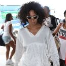 Solange Knowles – Out in Los Angeles - 454 x 681