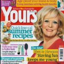 Sherrie Hewson - Yours Magazine Cover [United Kingdom] (14 August 2018)