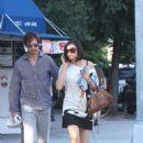 Famke Janssen - In The West Village, NYC - June 21 2008