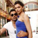 John Abraham and Deepika Padukone