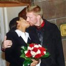 Boris Becker and Barbara Becker