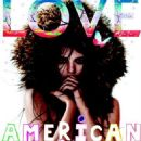 Adriana Lima Love Cover Magazine Fw 2014