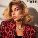 Hailey Baldwin – Vogue Arabia Magazine (December 2018)