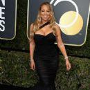 Mariah Carey – 2018 Golden Globe Awards in Beverly Hills