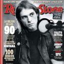 Nirvana - Rolling Stone Magazine Cover [Argentina] Magazine Cover [Argentina] (1 August 2013)