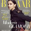 Deepika Padukone – Harper's Bazaar India Magazine (October 2019) - 454 x 611