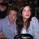 Liv Tyler and Royston Langdon